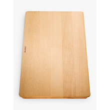 Buy Blanco Wooden Chopping Board Online at johnlewis.com