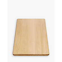 Buy Blanco Classic Wooden Chopping Board Online at johnlewis.com