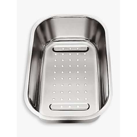 ... for Lantos 6S Kitchen Sinks, Stainless Steel Online at johnlewis.com