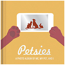 Buy Knock Knock Petsies Photo Album Online at johnlewis.com