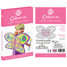 Buy Eggnogg Colour In Fairy Fancy Dress Online at johnlewis.com