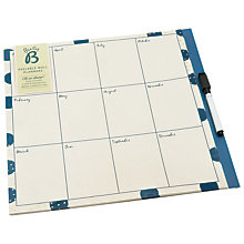 Buy Busy B Wall Planner With Pen Online at johnlewis.com