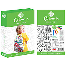 Buy Eggnogg Colour In Backpack Online at johnlewis.com