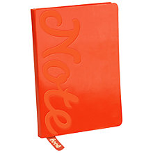 Buy Knock Knock Embossed Journal Notebook Online at johnlewis.com