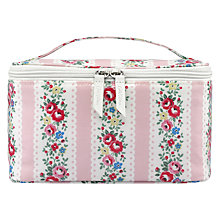 Buy Cath Kidston Vanity Case Gift Set, Lace Stripe Online at johnlewis.com