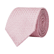 Buy Reiss Xaviar Geometric Silk Tie Online at johnlewis.com