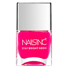 Buy Nails Inc Stay Bright Neon Nail Polish Online at johnlewis.com