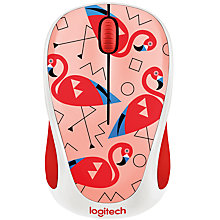 Buy Logitech M238 Party Collection Wireless Mouse Online at johnlewis.com