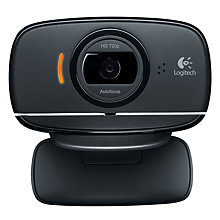 Buy Logitech C525 HD Webcam Online at johnlewis.com