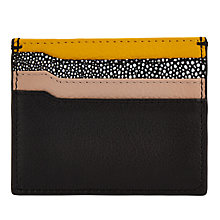 Buy John Lewis Helen Leather Card Holder Online at johnlewis.com