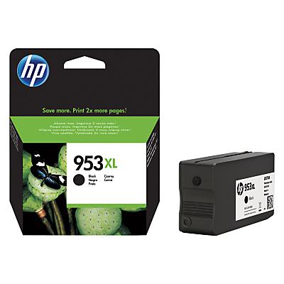HP 953 XL Black Ink Cartridge