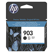 Buy HP 903 Ink Cartridge Online at johnlewis.com