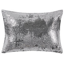 Buy Calvin Klein Agate Sequin Cushion Cover Online at johnlewis.com