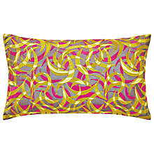 Buy Clarissa Hulse Meadow Grass Cushion Online at johnlewis.com