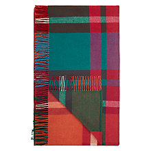 Buy Avoca Ashford Lambswool Throw Online at johnlewis.com