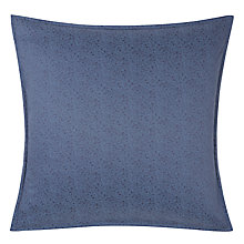 Buy Calvin Klein Bonaire Leaf Square Pillowcase Online at johnlewis.com