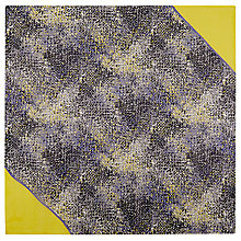 Buy Hobbs Clara Scarf, Chartreuse/Multi Online at johnlewis.com