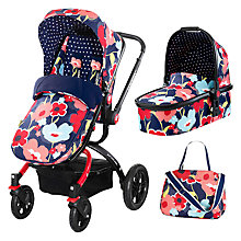 Buy Cosatto Ooba Pushchair, Proper Poppy Online at johnlewis.com