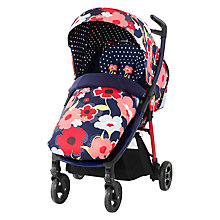 Buy Cosatto Fly Pushchair, Proper Poppy Online at johnlewis.com
