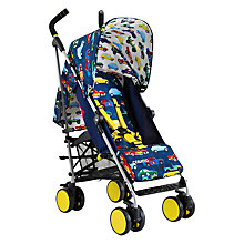 Buy Cosatto Supa Go Stroller, Rev Up Online at johnlewis.com