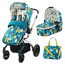 Buy Cosatto Ooba Pushchair, Fox Tale Online at johnlewis.com