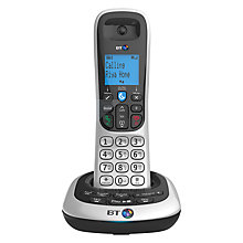 Buy BT 2700 Digital Cordless Phone with Answering Machine, Single DECT Online at johnlewis.com