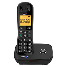 "Buy BT 1200 Digital Telephone With Nuisance Call Blocker & 1.6"" Backlit Display, Single DECT Online at johnlewis.com"