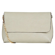 Buy Oasis Reversible Clutch Bag, Multi/Grey Online at johnlewis.com