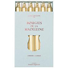 Buy Cire Trudon Madeline Dinner Candles, Pack of 6 Online at johnlewis.com