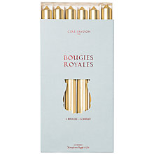 Buy Cire Trudon Royales Dinner Candles, Pack of 6 Online at johnlewis.com