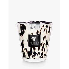 Buy Baobab Black Pearls Candle, 2.5kg Online at johnlewis.com