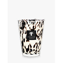 Buy Boabab Black Pearls Candle, 5.6kg Online at johnlewis.com