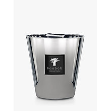 Buy Baobab Platinum Candle,  2.5kg Online at johnlewis.com