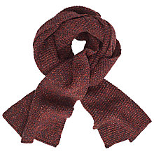 Buy JOHN LEWIS & Co. Made in Italy Woven Stitch Scarf Online at johnlewis.com