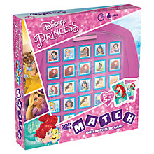 Buy Top Trumps Match, Disney Princess Online at johnlewis.com