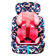 Buy Cosatto Zoomi 5 Point Plus Group 1, 2 & 3 Car Seat, Magic Unicorns Online at johnlewis.com