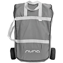 Buy Nuna Luxx Transport Bag, Grey Online at johnlewis.com