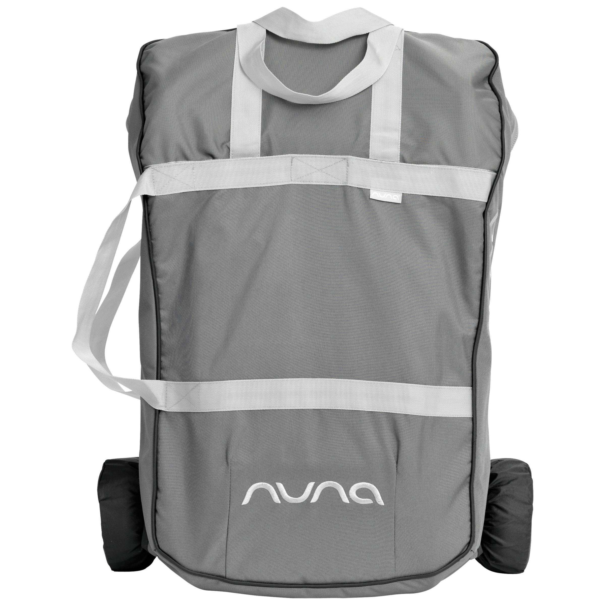 Nuna Nuna Luxx Transport Bag, Grey