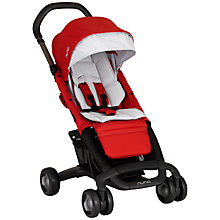 Buy Nuna Luxx Seat Liner, Red Online at johnlewis.com