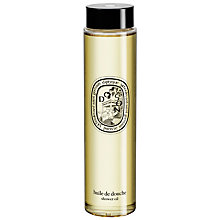 Buy Diptyque Do Son Shower Oil, 200ml Online at johnlewis.com