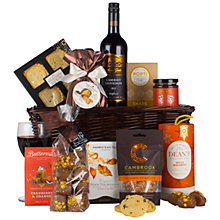 Buy John Lewis 'Winter Spice' Hamper Online at johnlewis.com