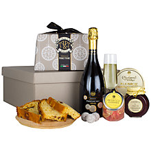 Buy John Lewis 'Festive Fizz' Hamper Online at johnlewis.com