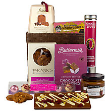 Buy John Lewis 'Chocolate Heaven' Hamper Online at johnlewis.com