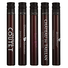 Buy Drinks in Tubes Premium Red Wine Tubes, Set of 5 Online at johnlewis.com
