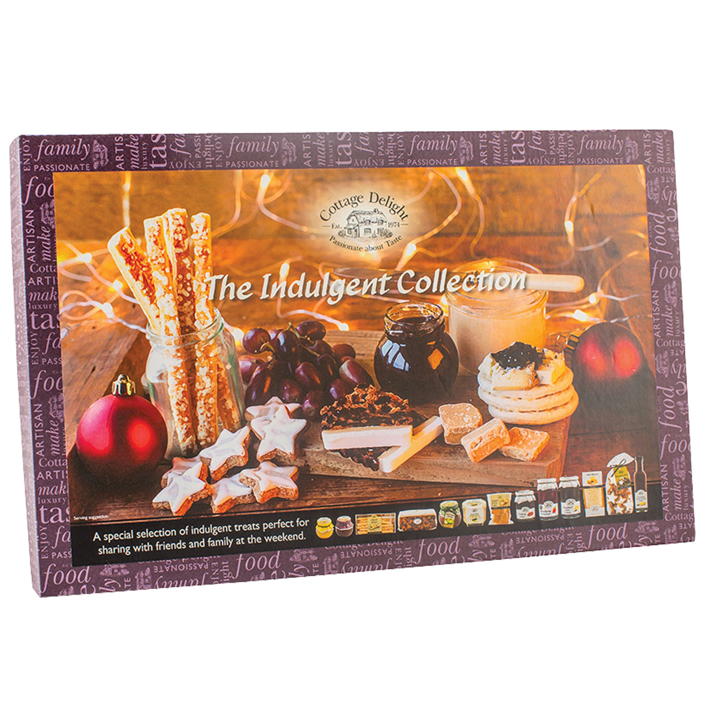 Cottage Delight Cottage Delight The Indulgent Collection