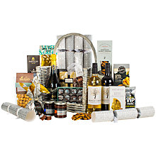 Buy John Lewis 'Silver Shimmer' Hamper Online at johnlewis.com