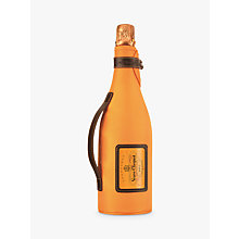 Buy Veuve Clicquot Brut Champagne & Ice Jacket, 75cl Online at johnlewis.com