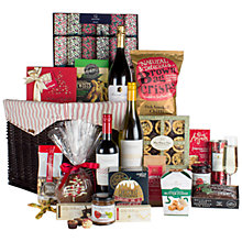 Buy John Lewis 'Cosy Christmas' Hamper Online at johnlewis.com
