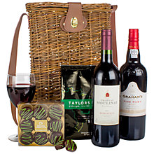 Buy John Lewis 'After Dinner' Hamper Online at johnlewis.com