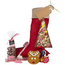 Buy John Lewis 'Christmas Stocking' Hamper Online at johnlewis.com